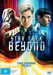 Star Trek Beyond | DVD