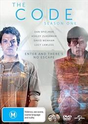 Code, The - Season 1   DVD