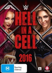 WWE - Hell In A Cell 2016 | DVD