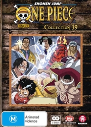 One Piece - Uncut - Collection 39 - Eps 469-480 | DVD