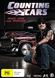 Counting Cars - Pick Ups And Ponies | DVD