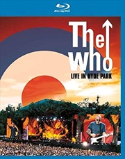 Live In Hyde Park | Blu-ray
