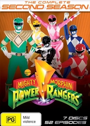 Mighty Morphin Power Rangers - Season 2