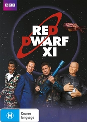 Red Dwarf - Series 11 | DVD