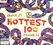Triple J Hottest 100 Vol 23 (limited Edition) | CD
