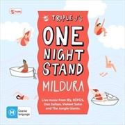Triple J One Night Stand (cdanddvd) | CD
