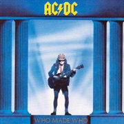 Who Made Who | CD