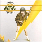 High Voltage (re-Issue) | CD