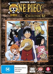 One Piece - Uncut - Collection 42 - Eps 505-516
