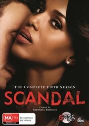 Scandal - Season 5 | DVD