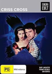 Criss Cross   DVD