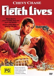 Fletch Lives   DVD