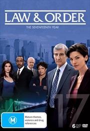 Law And Order - Season 17
