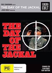 Day Of The Jackal, The | DVD