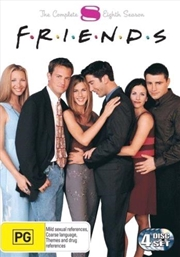 Friends - The Complete Eigth Season