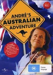 Andres Australian Adventure