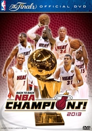 NBA: Miami Heat 2013 Champions | DVD