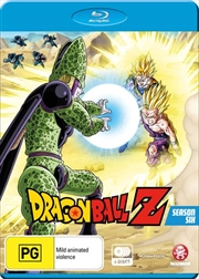 Dragon Ball Z - Season 6 - Remastered - Uncut | Blu-ray
