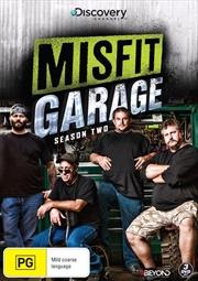 Misfit Garage - Season 2