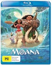 Moana | Blu-ray