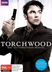 Torchwood - Series 1-4 | Boxset
