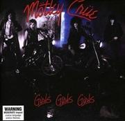 Girls Girls Girls (Limited Edition) | CD