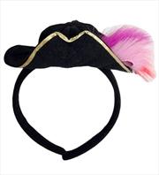 Captain Feathersword Headband
