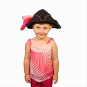 Captain Feathersword Hat