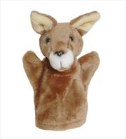 Kangaroo Puppet 25cm