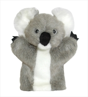 Koala Puppet 25cm