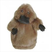 Platypus Puppet 25cm