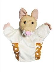 Quoll Puppet 25cm