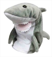 Shark Puppet 25cm