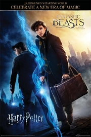 Harry Potter Fantastic Beasts