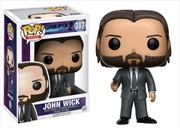 John Wick 2 - John Wick Pop! Vinyl | Pop Vinyl