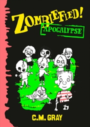 Zombiefied Apocalypse | Paperback Book