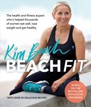 Beach Fit   Paperback Book