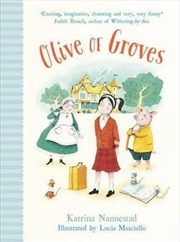 Olive Of Groves | Paperback Book