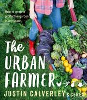 Urban Farmer   Paperback Book