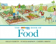 Abc Book Of Food | Paperback Book