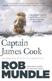 Captain James Cook   Paperback Book