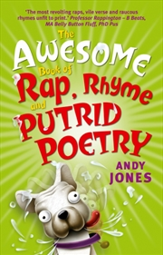 Awesome Book Of Rap Rhyme And | Paperback Book