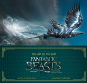 Art Of The Film: Fantastic Beasts And Where To Find Them | Hardback Book