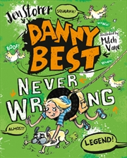 Danny Best Never Wrong | Paperback Book