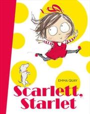 Scarlett Starlet | Paperback Book