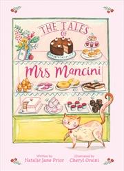 Tales Of Mrs Mancini | Hardback Book