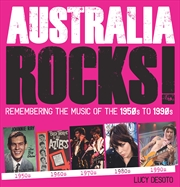 Australia Rocks | Hardback Book