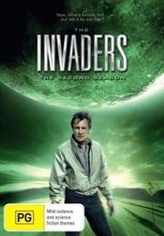 Invaders, The  - Season 02 | DVD