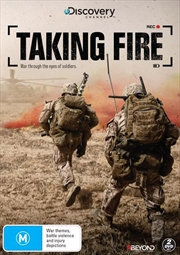 Taking Fire | DVD