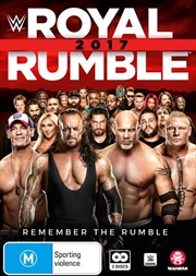 WWE - Royal Rumble 2017 | DVD